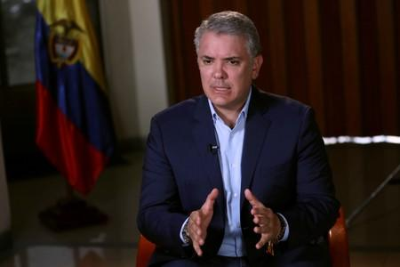 Coordinated sanctions could stop Maduro from destabilizing region: Duque