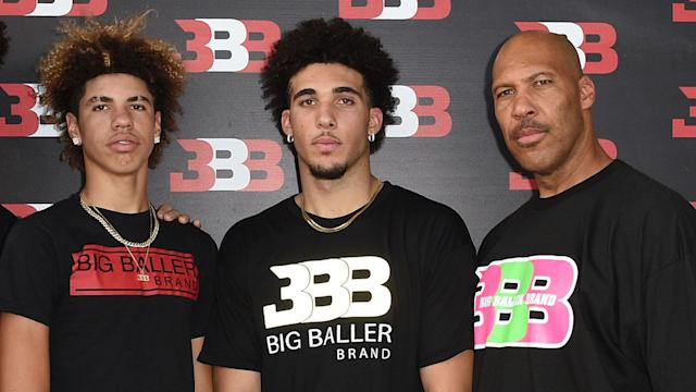 "The Lithuanian coach that once welcomed LaVar Ball and his sons ripped the trio Thursday, saying they ""started destroying the club."""