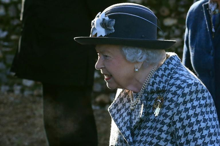 Some of Britain's tabloids have hailed how Queen Elizabeth II has dealt with the situation (AFP Photo/Lindsey Parnaby)