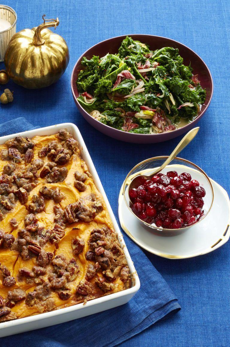 """<p>Everything's better with a little bit of brandy — including cranberry sauce.</p><p><em><strong><a href=""""https://www.womansday.com/food-recipes/food-drinks/recipes/a56471/oven-baked-brandied-cranberries-recipe/"""" rel=""""nofollow noopener"""" target=""""_blank"""" data-ylk=""""slk:Get the Oven-Baked Brandied Cranberries recipe"""" class=""""link rapid-noclick-resp"""">Get the Oven-Baked Brandied Cranberries recipe</a>.</strong></em></p>"""
