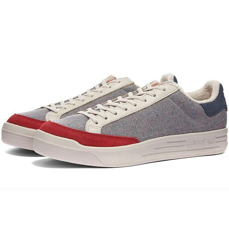 """<p><strong>Adidas</strong></p><p>endclothing.com</p><p><strong>$119.00</strong></p><p><a href=""""https://go.redirectingat.com?id=74968X1596630&url=https%3A%2F%2Fwww.endclothing.com%2Fus%2Fadidas-rod-laver-fy6976.html&sref=https%3A%2F%2Fwww.esquire.com%2Fstyle%2Fmens-fashion%2Fg34876694%2Fbest-new-menswear-december-5-2020%2F"""" rel=""""nofollow noopener"""" target=""""_blank"""" data-ylk=""""slk:Buy"""" class=""""link rapid-noclick-resp"""">Buy</a></p>"""