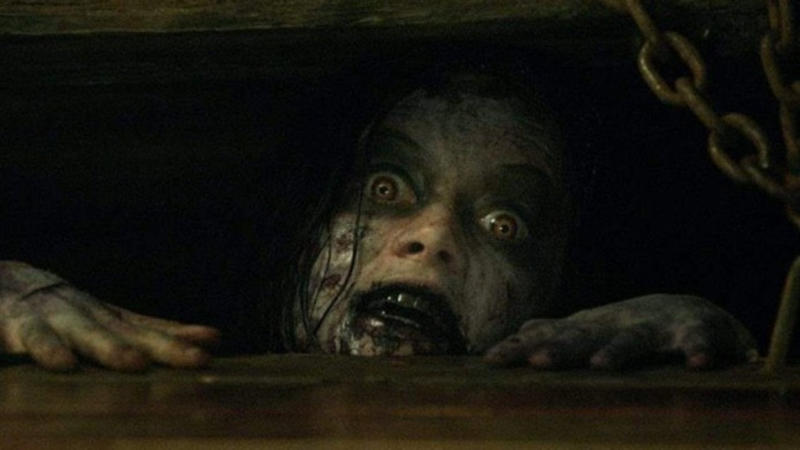 Fede Alvarez helmed the 2013 remake of 'Evil Dead'. (Credit: Sony)