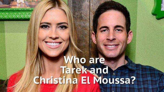 Who are Tarek and Christina El Moussa, the estranged power couple behind Flip or Flop?