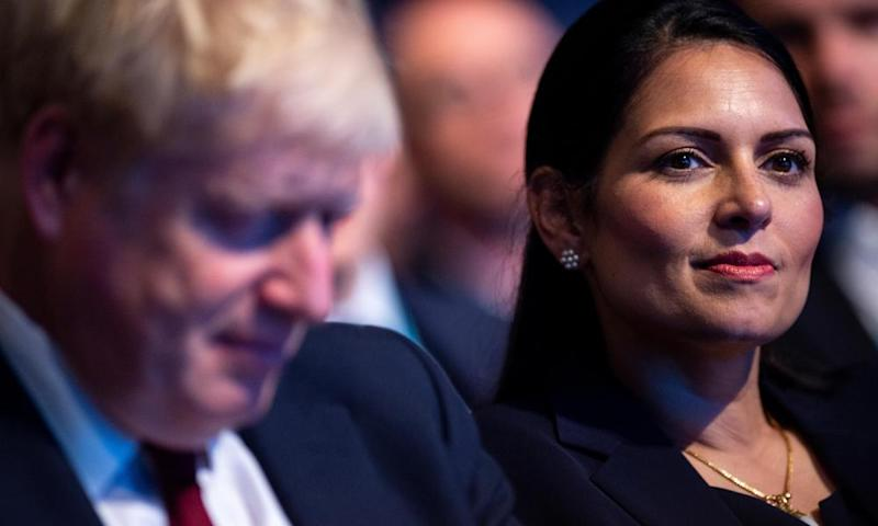 Priti Patel bullying inquiry delay 'eroding trust' within Whitehall