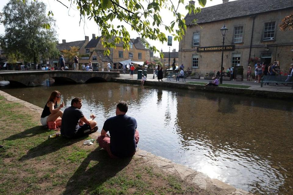 Bourton-on-the-Water, Cotswolds (PA) (PA Archive)