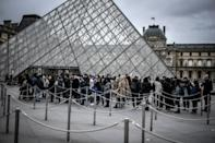 The Louvre, the world's most visited museum, closed after staff refused to work