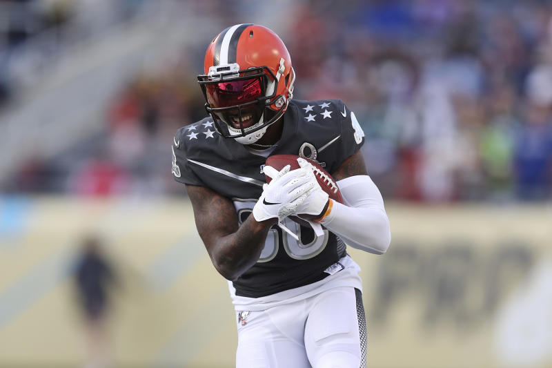 Browns Moves Football