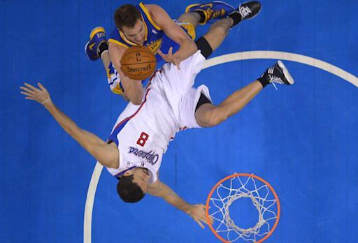 Clippers' Turkoglu out with back injury for Game 6