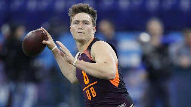 2019 NFL Draft: Drew Lock's hand size shouldn't hurt stock