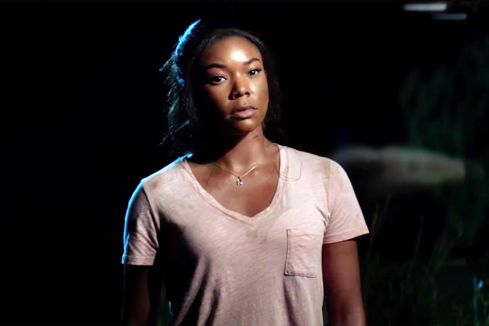 Breaking In sees Gabrielle Union a tough mom on a mission to save her kids from violent robbers