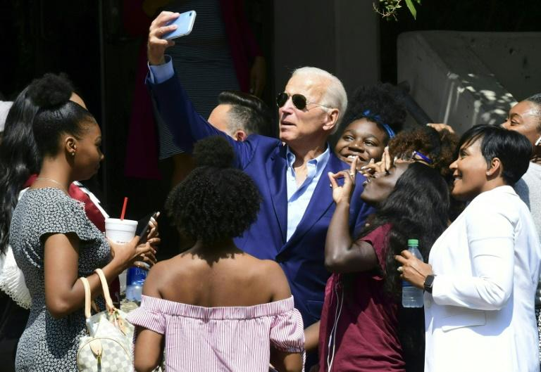 Biden said the reports show the president's 'willingness to abuse his power and abase our country'