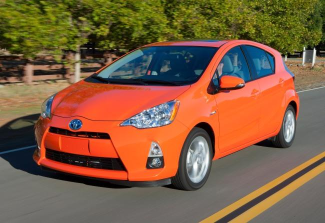 Hatchbacks with Good Fuel Economy