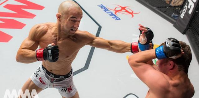 Former WSOF Champ Marlon Moraes Inks Deal to Debut at UFC 212