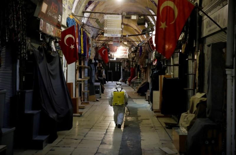Turkey hints curfew could come if coronavirus spread worsens