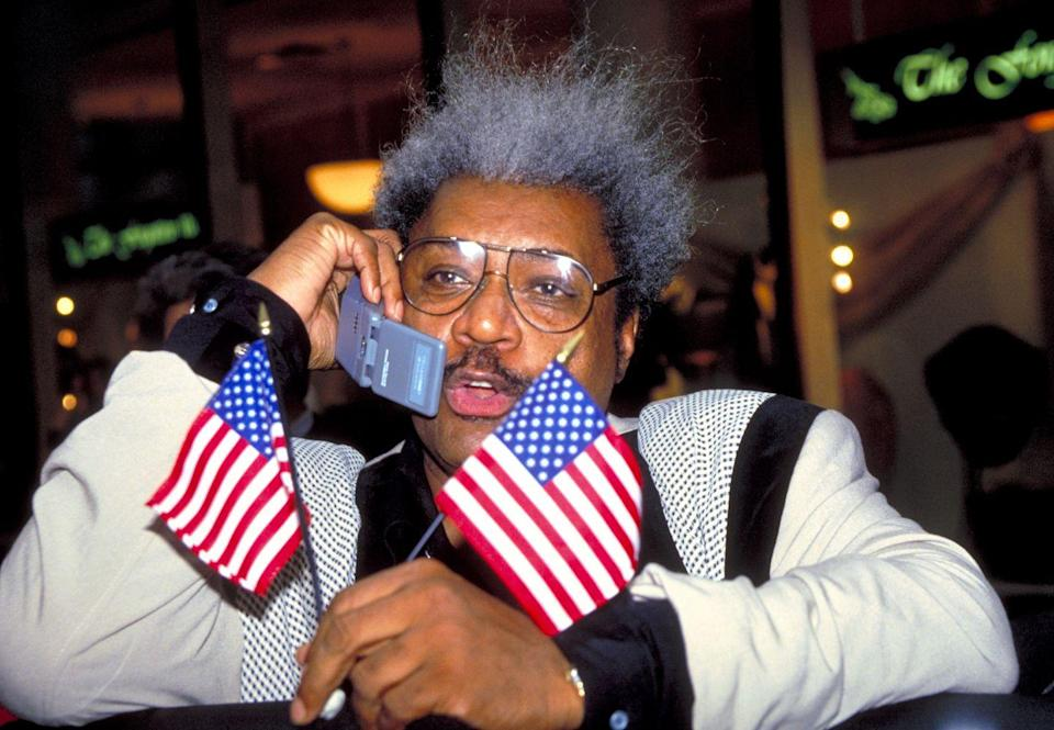 <p>One American flag is never enough.</p>