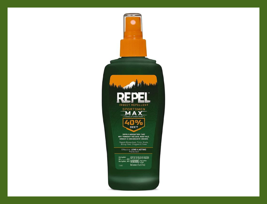 This Repel Insect Repellent Sportsmen Max Formula two-pack is $11. (Photo: Amazon)