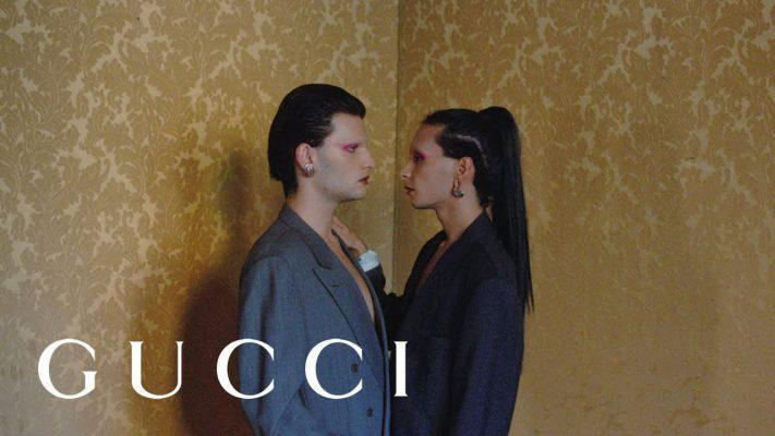 Gucci 2019年Chime for Change推出短片「The Future is Fluid」,紀錄年輕新世代聲音。