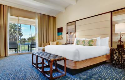 Noble House announces completion of $21 Million renovation at Hilton San Diego Resort & Spa.