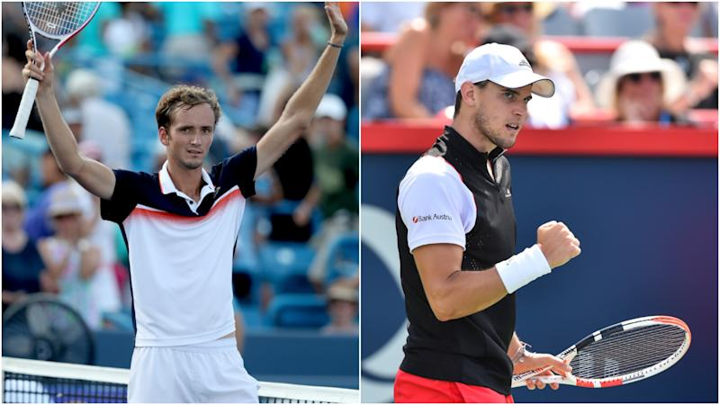 US Open 2019: Medvedev in form, time for Thiem's breakthrough? The non-big three contenders