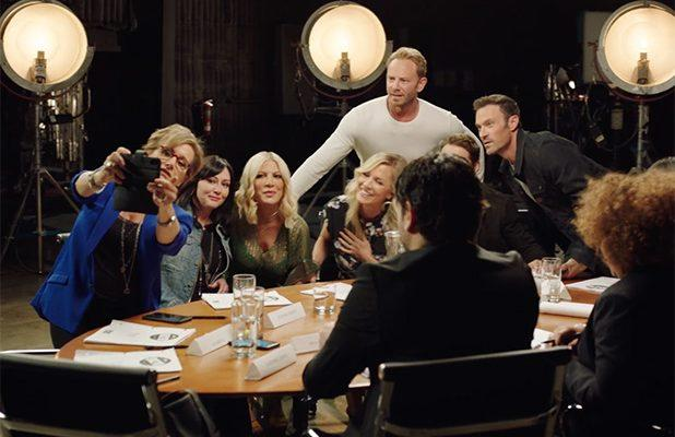 'BH90210' Star Ian Ziering Says CW Reboot Didn't Live Up to the Original: 'No One's Going to Make a Remake of That Show'