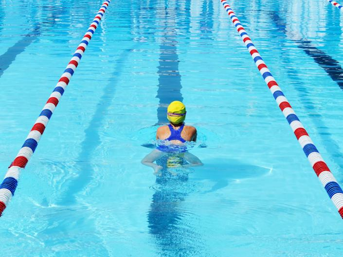 The girl's coach has submitted an appeal against the decision: istock
