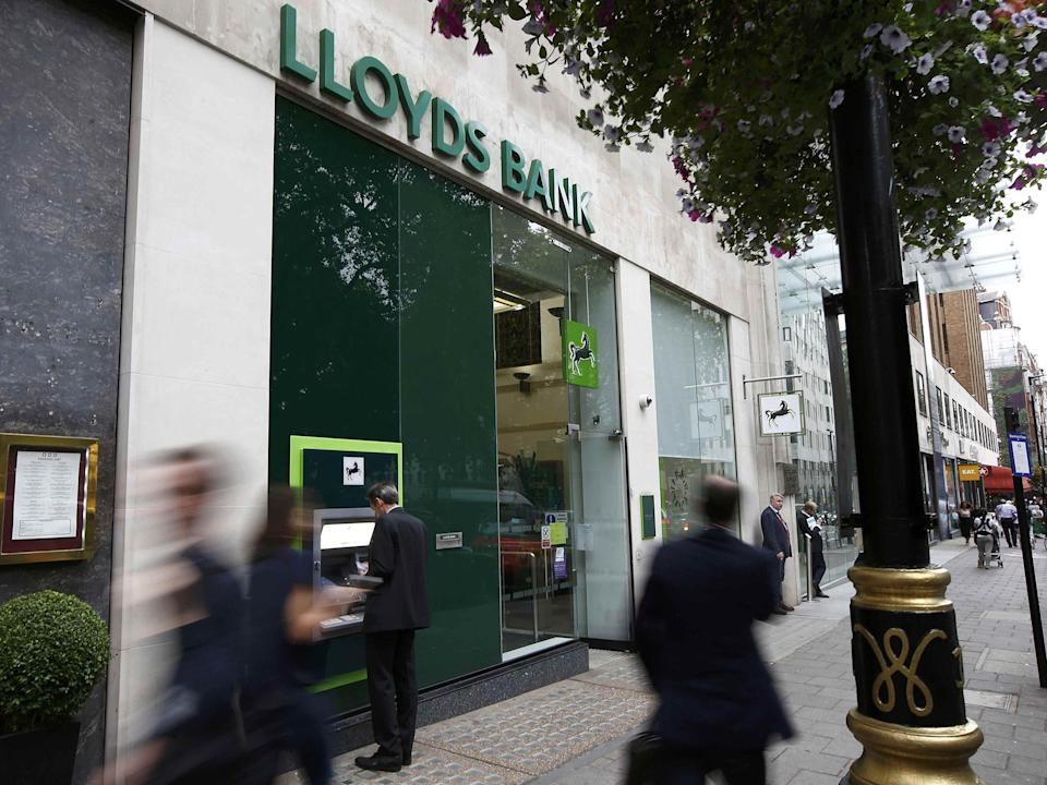 Lloyds has almost all of its assets in Britain and is also the only major British retail lender without a subsidiary in another EU country, according to Reuters: Reuters