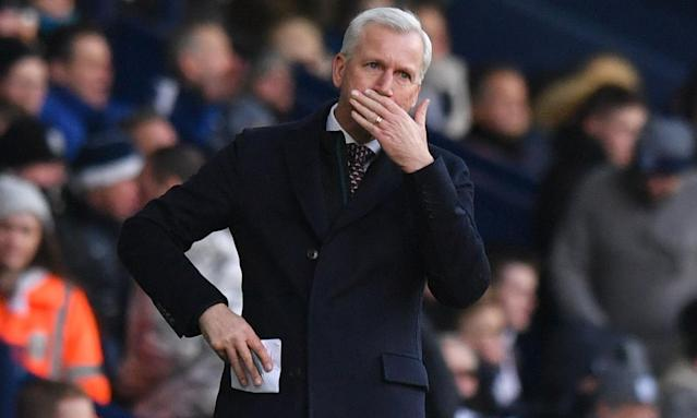 West Bromwich Albion have won only one Premier League match since Alan Pardew took over as manager in November.