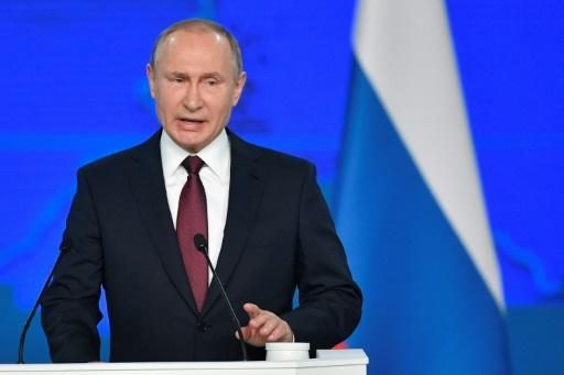 The Kremlin is reportedly deeply concerned by the fall in Putin's personal approval ratings in recent months