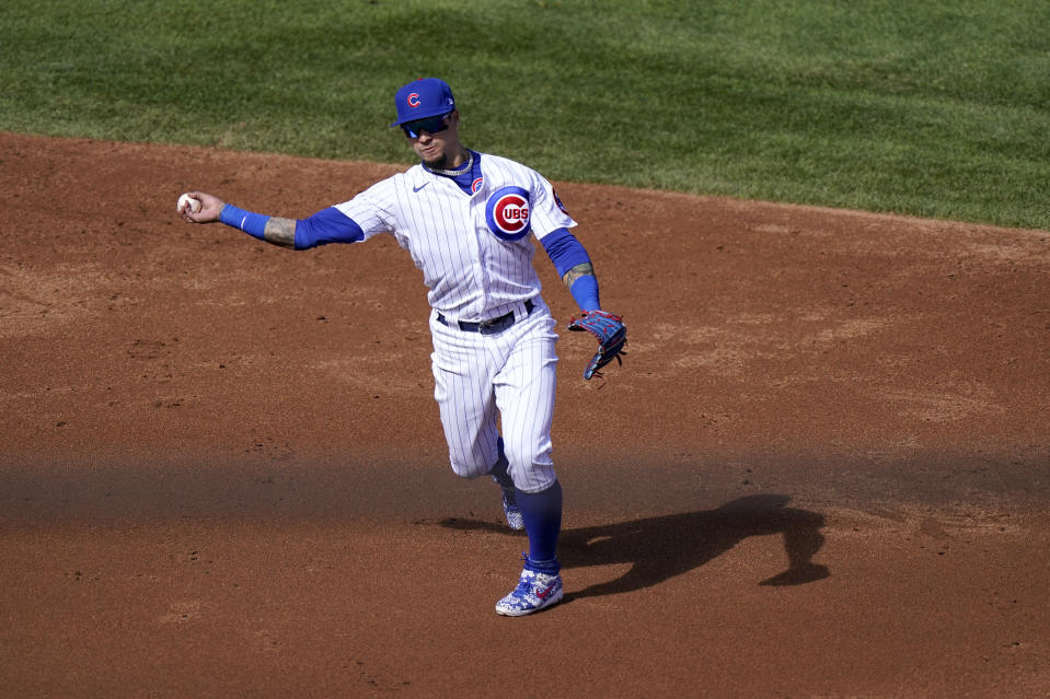 Could Cubs shortstop Javier Baez be on the move a year before he reaches free agency?