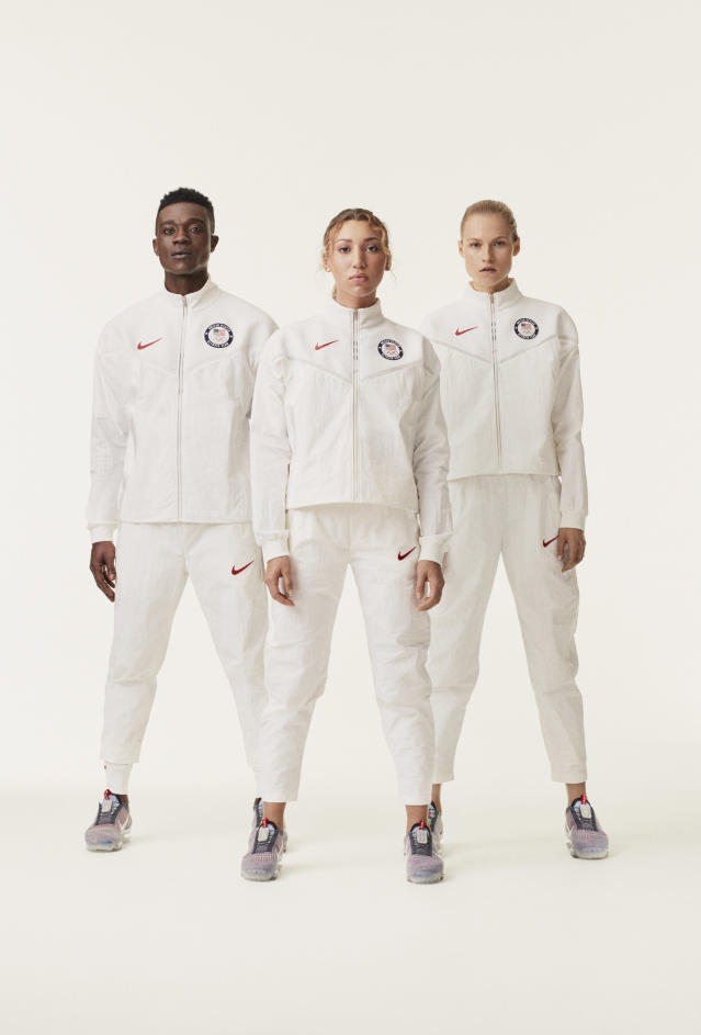 Nike uniforms for Tokyo Olympic athletes are high tech