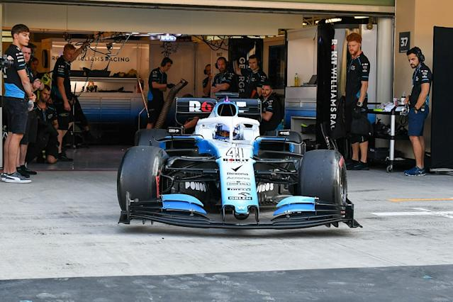 Williams outlines factors in Nissany test driver call