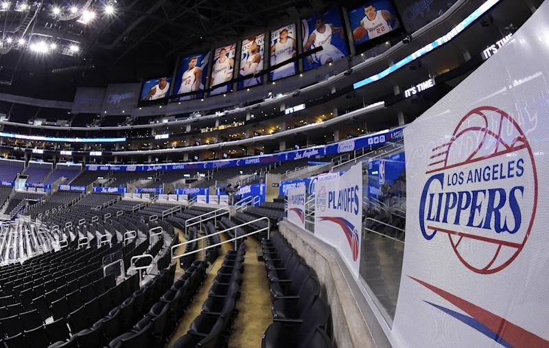 Famous bidders already lining up for LA Clippers