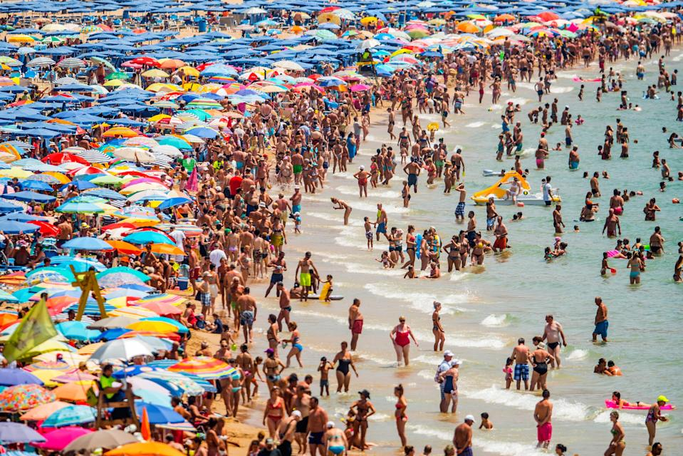 <p>Holidays will look different this summer</p> (Getty Images)