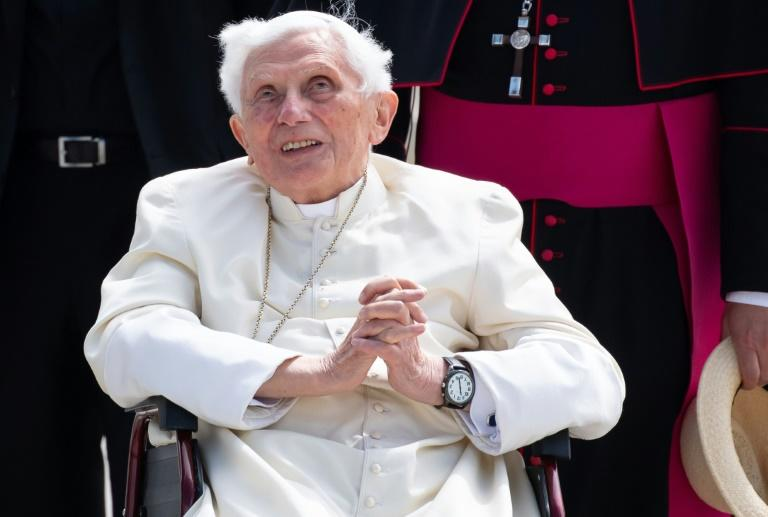Benedict XVI becomes oldest pope in history