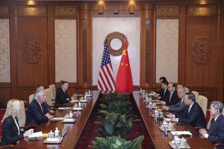 Trump looks forward to visiting China: US state secretary