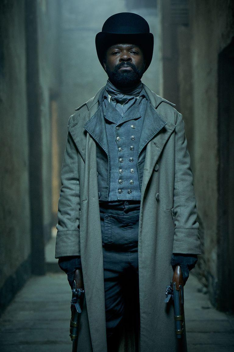 """<p><em>Masterpiece PBS</em> <a class=""""link rapid-noclick-resp"""" href=""""https://www.pbs.org/wgbh/masterpiece/episodes/les-miserables-e1/"""" rel=""""nofollow noopener"""" target=""""_blank"""" data-ylk=""""slk:Watch Now"""">Watch Now</a></p><p><a href=""""https://www.townandcountrymag.com/leisure/arts-and-culture/a22151878/les-miserables-tv-miniseries-pbs-adaptation/"""" rel=""""nofollow noopener"""" target=""""_blank"""" data-ylk=""""slk:Masterpiece PBS brought us the non-musical, non-movie version"""" class=""""link rapid-noclick-resp"""">Masterpiece PBS brought us the non-musical, non-movie version</a> of <em>Les Misérables</em> we didn't know we needed (but definitely enjoyed). The all-star cast, lead by Lily Collins, Olivia Colman, David Oyelowo, and Dominic West, really sealed the deal.</p>"""