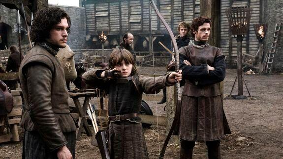 The Starks' ancestors will be part of the action (Photo: Mashable)