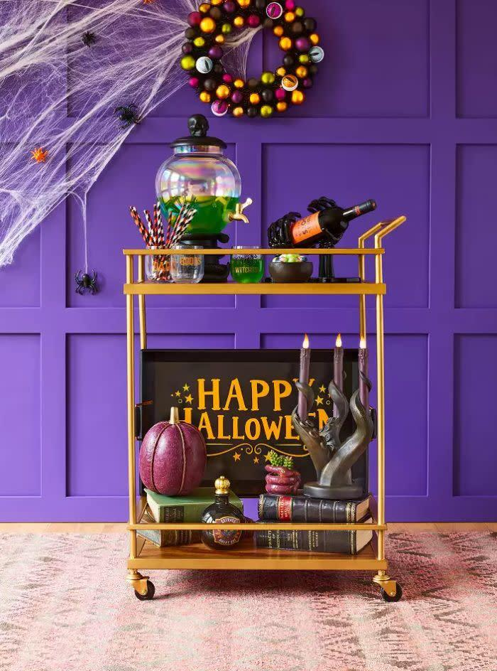 Goblins, ghosts and ghouls&nbsp;&amp;mdash; you could find everything you need for Halloween on sale at Target. Deal Days fall&nbsp;<a href=&quot;https://goto.target.com/c/2055067/81938/2092?u=https%3A%2F%2Fwww.target.com%2Fc%2Fhalloween%2F-%2FN-5xt2o&amp;amp;subid1=5&amp;amp;subid2=primedaytargetdeals&quot; target=&quot;_blank&quot; rel=&quot;noopener noreferrer&quot;>right before Halloween</a>. And that&amp;rsquo;s a <i>good</i> thing for last-minute trick-or-treaters. <br /><br />Same-day delivery or order pickup come in handy to get &amp;ldquo;spooky goodies in plenty of time,&amp;rdquo; according to Ramhold.&nbsp;<br /><strong><br /></strong>Right now, Target is <a href=&quot;https://goto.target.com/c/2055067/81938/2092?u=https%3A%2F%2Fwww.target.com%2Fc%2Foutdoor-halloween-decorations%2F-%2FN-4y84p&amp;amp;subid1=5&amp;amp;subid2=primedaytargetdeals&amp;amp;subid3=primeday20&quot; target=&quot;_blank&quot; rel=&quot;noopener noreferrer&quot;>offering Halloween decor starting at $10</a>, <a href=&quot;https://goto.target.com/c/2055067/81938/2092?u=https%3A%2F%2Fwww.target.com%2Fc%2Fall-halloween-costumes%2Fbogo%2F-%2FN-o28j6Z55e69&amp;amp;subid1=5&amp;amp;subid2=primedaytargetdeals&amp;amp;subid3=primeday20&quot; target=&quot;_blank&quot; rel=&quot;noopener noreferrer&quot;>BOGO 50% off Halloween costumes</a> and having a <a href=&quot;https://goto.target.com/c/2055067/81938/2092?u=https%3A%2F%2Fwww.target.com%2Fc%2Fhalloween-candy%2Fall-deals%2F-%2FN-nzhonZakkos&amp;amp;subid1=5&amp;amp;subid2=primedaytargetdeals&amp;amp;subid3=primeday20&quot; target=&quot;_blank&quot; rel=&quot;noopener noreferrer&quot;>sale on candy</a>. Stay spooky.&nbsp;