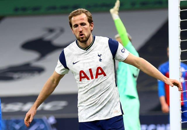 Harry Kane has enjoyed another prolific season in front of goal