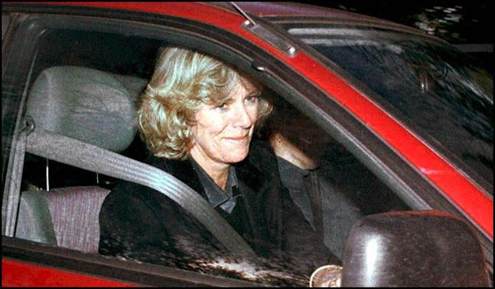 Camilla reportedly arrived late for work and was fired (AFP via Getty Images)