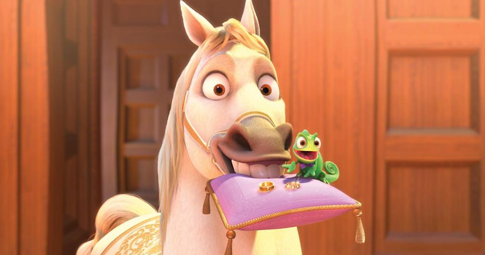 """<p><strong>What it's about:</strong> """"This collection of 12 short films from Disney includes """"Frozen Fever,"""" the Mickey Mouse short """"Get a Horse!"""" and Oscar winners """"Paperman"""" and """"Feast.""""""""</p> <p><a href=""""https://www.netflix.com/title/80062011"""" class=""""link rapid-noclick-resp"""" rel=""""nofollow noopener"""" target=""""_blank"""" data-ylk=""""slk:Stream Walt Disney Animation Studios Short Films Collection on Netflix!""""> Stream <strong>Walt Disney Animation Studios Short Films Collection</strong> on Netflix!</a></p>"""