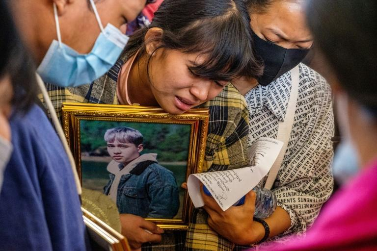 A monitoring group has said it confirmed a total of 521 civilian deaths in Myanmar, but warned the true toll was probably significantly higher