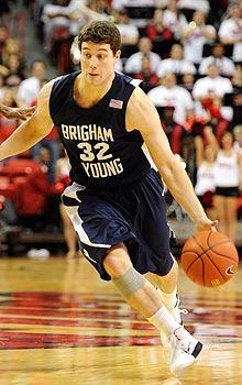 Jimmer Fredette likely would have stayed in the 2010 NBA draft had the Nets guaranteed to take him in the first round