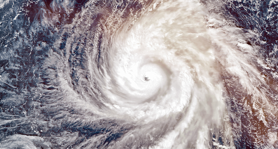 Super Typhoon Yutu destroyed parts of the Phillipines in 2018. Source: Getty