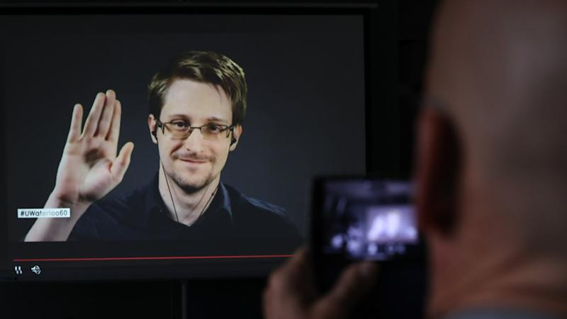 Asylum seekers who housed Edward Snowden in Hong Kong claim police illegally targeted them but force denies doing so