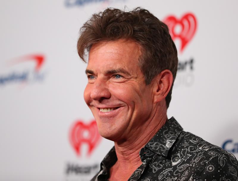 Dennis Quaid attends the 2019 iHeartRadio Music Festival at T-Mobile Arena on September 20, 2019 in Las Vegas, Nevada. (Photo by JB Lacroix/WireImage)