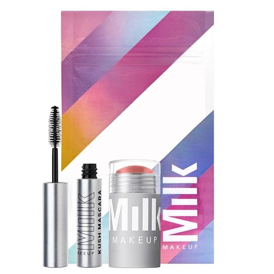 Milk Makeup is also launching The Cool Kids set for $14 on both milkmakeup.com and sephora.com