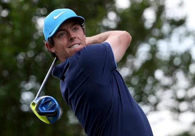 Rory McIlroy is a four-time major winner (AFP Photo/Streeter Lecka)