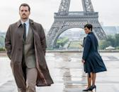 """<p>As we mentioned, there are several <em>Mission: Impossible</em> films you can check out. But arguably the best sequel is 2018's <em>Fallout</em>, which adds Henry Cavill, Angela Bassett, and Vanessa Kirby to the cast. The action scenes are bigger, the stakes are higher, and Henry Cavill and Tom Cruise have surprising chemistry as opposing agents.</p> <p><a href=""""https://www.amazon.com/Mission-Impossible-Fallout-Tom-Cruise/dp/B07FSQDJKG"""" rel=""""nofollow noopener"""" target=""""_blank"""" data-ylk=""""slk:Available to rent on Amazon Prime Video"""" class=""""link rapid-noclick-resp""""><em>Available to rent on Amazon Prime Video</em></a></p>"""