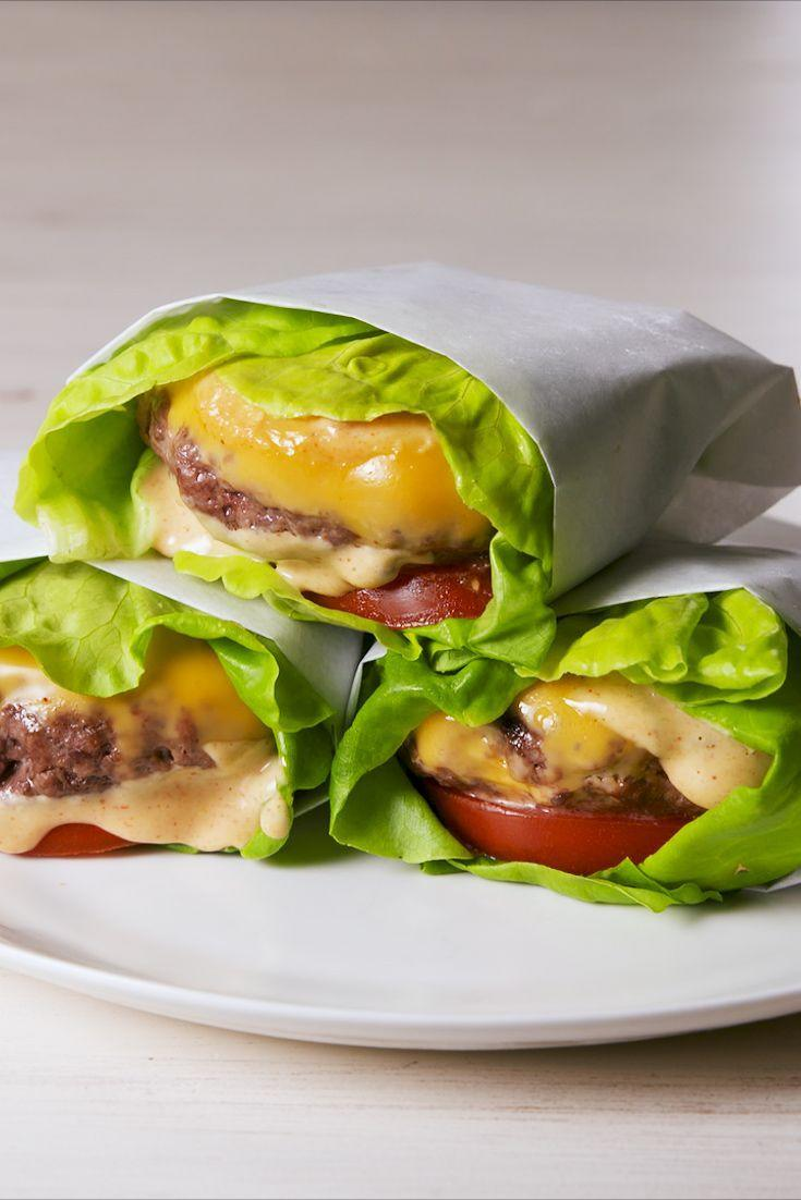 "<p>These are PERFECT.</p><p>Get the recipe from <a href=""https://www.delish.com/cooking/recipe-ideas/a19756607/low-carb-big-macs-recipe/"" rel=""nofollow noopener"" target=""_blank"" data-ylk=""slk:Delish."" class=""link rapid-noclick-resp"">Delish.</a></p>"
